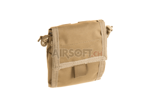 Foldable Dump Pouch Coyote (Invader Gear)