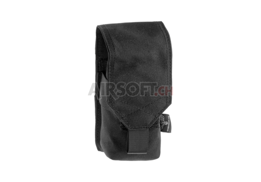 5.56 1x Double Mag Pouch Black (Invader Gear)