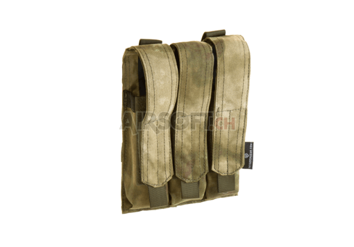 MP5 Triple Mag Pouch Everglade (Invader Gear)