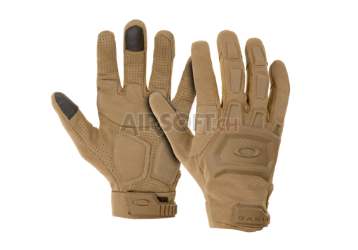 SI Flexion Gloves Coyote (Oakley) M