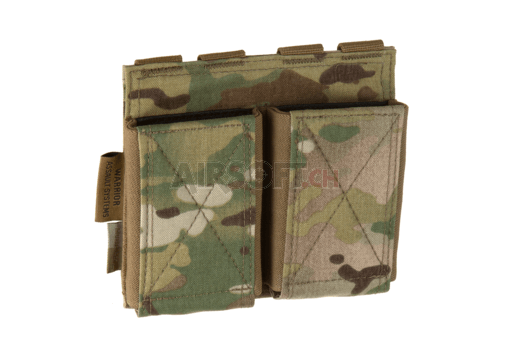 Double Elastic Mag Pouch Multicam (Warrior)