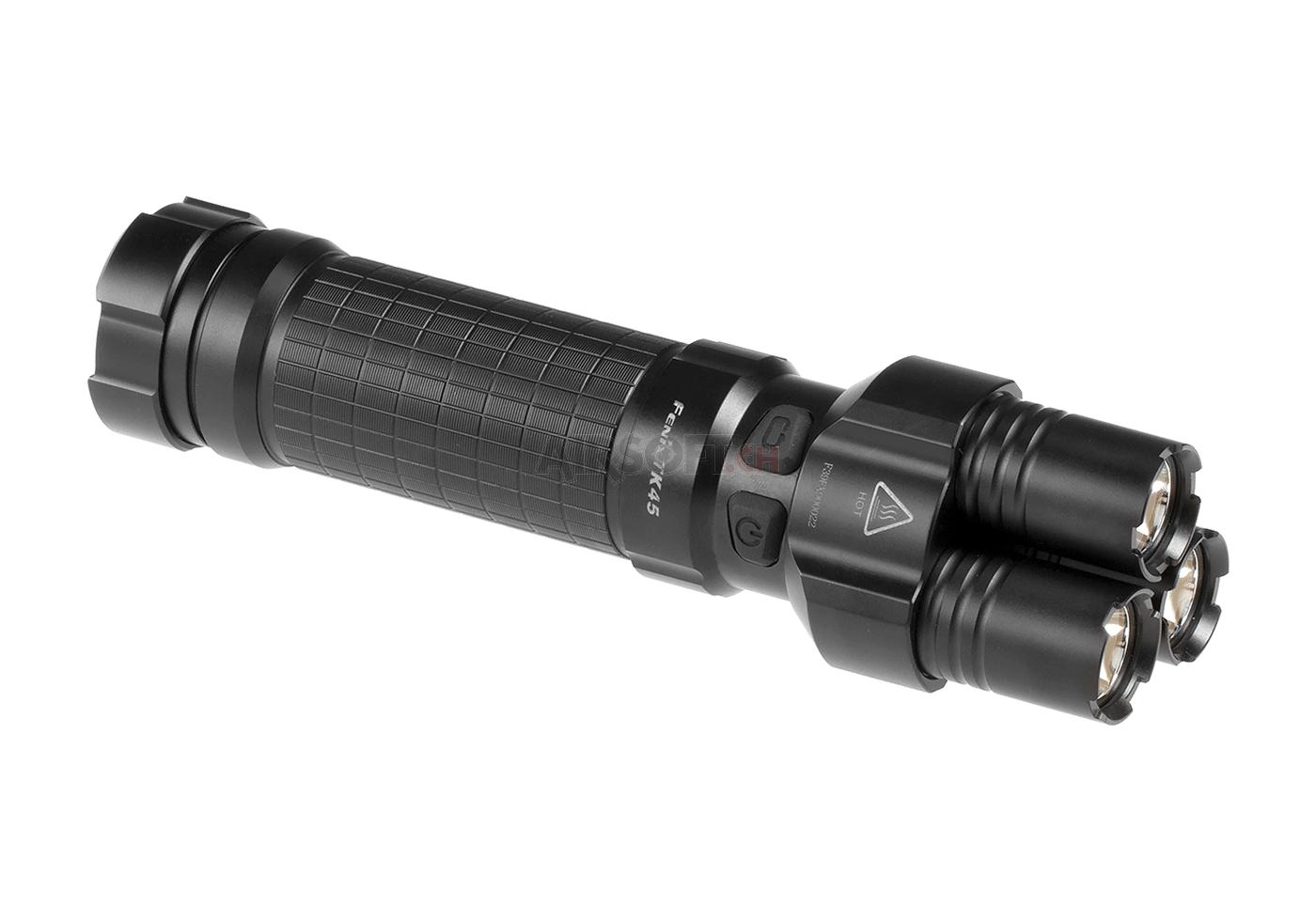 TK45 XP-G R5 (Fenix) - Flashlights - Equipment