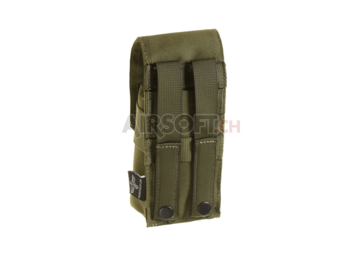 5.56 1x Double Mag Pouch OD (Invader Gear)