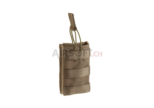 5.56 Single Direct Action Mag Pouch Ranger Green (Invader Gear)
