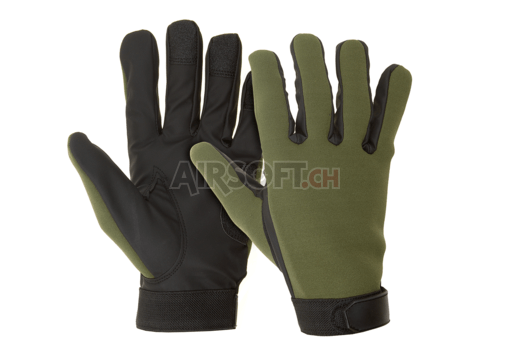 All Weather Shooting Gloves OD (Invader Gear) M