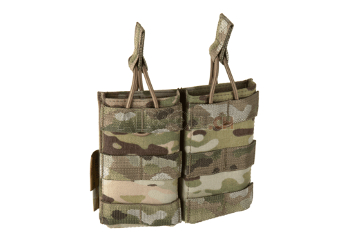 Double Open Mag Pouch M4 5.56mm Multicam (Warrior)