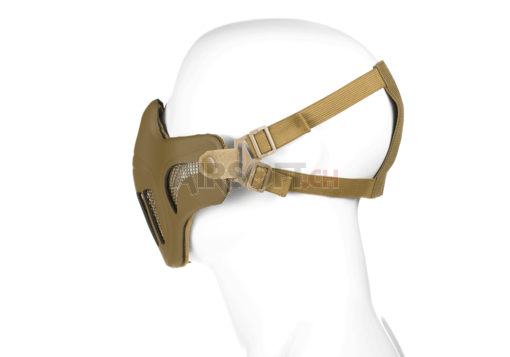 Ghost Recon Mesh Face Mask Desert (Big Dragon)