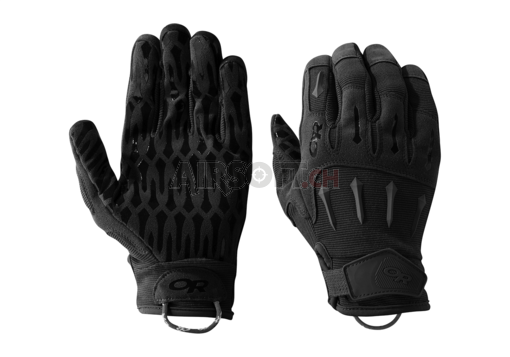 Ironsight Gloves Black (Outdoor Research) M