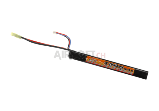 Lipo 7.4V 1300mAh 25C AK Type (VB Power)