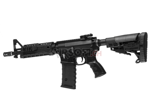 M4 10.5 Inch Black (CAA Airsoft)