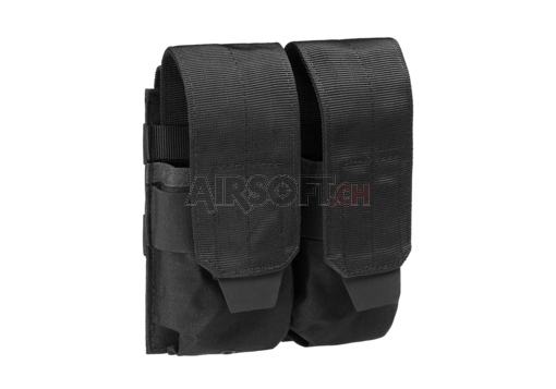 M4 Double Mag Pouch Black (Condor)