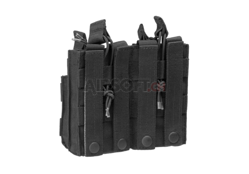 M4 Double Stacker Mag Pouch Black (Condor)