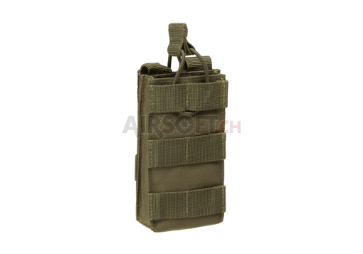 M4 Single Open-Top Mag Pouch OD (Condor)