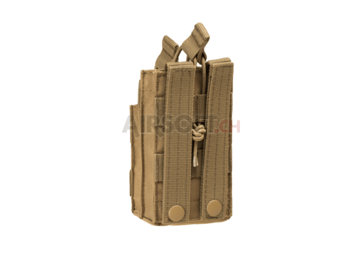M4 Single Stacker Mag Pouch Coyote (Condor)