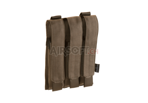 MP5 Triple Mag Pouch Ranger Green (Invader Gear)