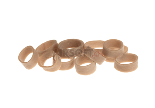 Rubber Bands Micro 12pcs (Clawgear)